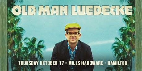 Old Man Luedecke tickets