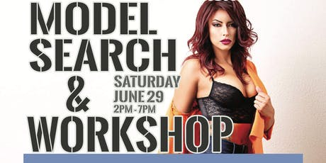 Fresh Face Amateurs Model Search & Workshop tickets