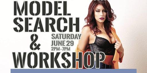 Fresh Face Amateurs Model Search & Workshop