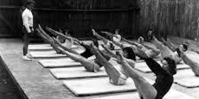 Pilates 101 - Certification program