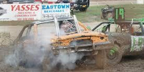 Genesee County Fair Demolition Derby tickets