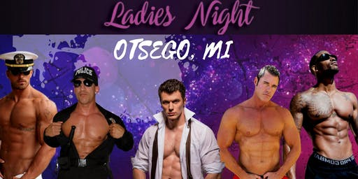 Otsego, MI. Magic Mike Show Live. M89 Bar & Grill