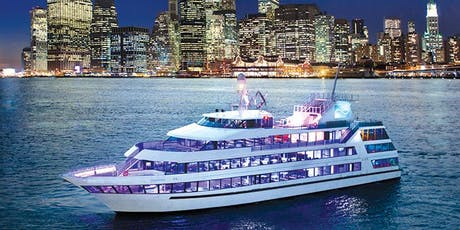 Sunset Yacht Cruise Around NYC - DJ, Over 300 Singles, Fun! tickets