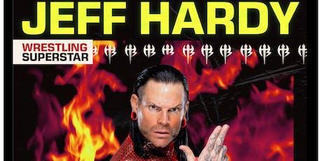 Jeff Hardy Meet & Greet Tour tickets