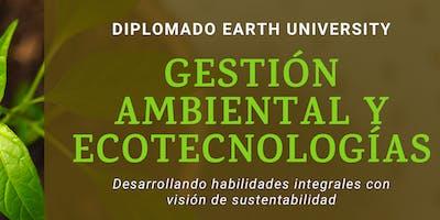 Diplomado en Gestión Ambiental y Ecotecnología