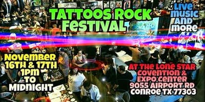 Tattoos Rock Festival