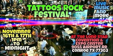 Tattoos Rock Festival tickets