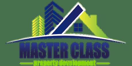 Property Development Master Class 2020 tickets
