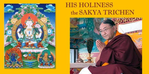His Holiness the Sakya Trichen Colorado teachings 2019