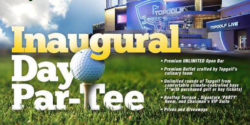 Day Par-Tee Fundraiser @Topgolf National Harbor
