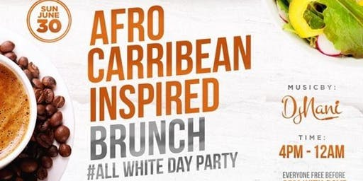 BRUNCH'N'VIBES (all white brunch/day party)
