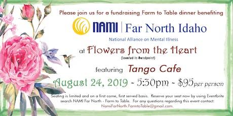 2019 NAMI Far North Farm to Table tickets