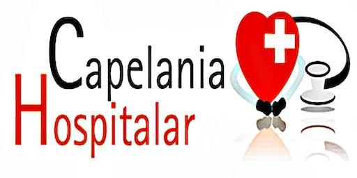CURSO E CAPACITAÇÃO EM CAPELANIA HOSPITALAR