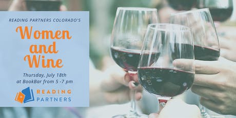 Reading Partners Colorado's Women & Wine event at BookBar tickets