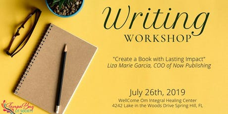Create a Book with Lasting Impact! tickets