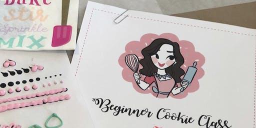 Cookie Decor {with amanda morris of sugaroo sweets}