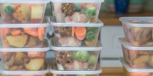 Dinner Club- Freezer Meal Workshop