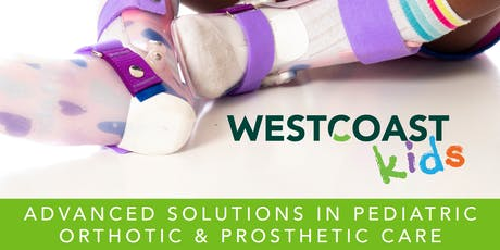 Advanced Solutions in Pediatric Orthotic & Prosthetic Care tickets