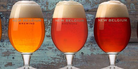 New Belgium Brewery Tasting tickets