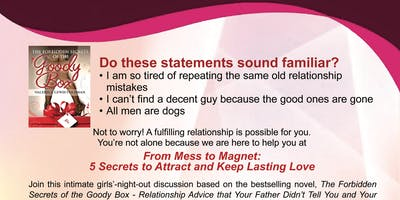 From Mess to Magnet: 5 Secrets to Attract and Keep Lasting Love - Tampa