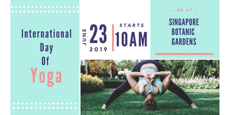 International Day Of Yoga Weekend tickets