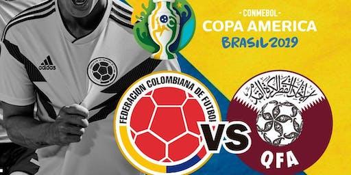 Colombia vs Qatar