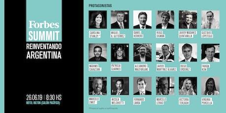 Reinventando Argentina Summit entradas