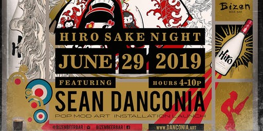 Hiro Sake Night @ Bizen Beer Bar