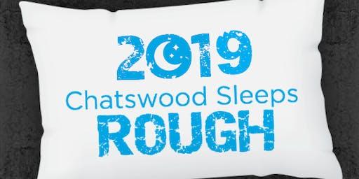 2019 Chatswood Sleeps Rough