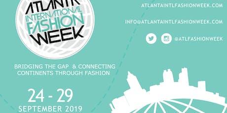 Atlanta International Fashion Week  tickets