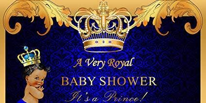 A Very Royal  Baby Shower !