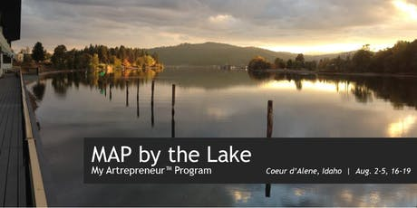 My Artrepreneur Program - MAP by the Lake tickets