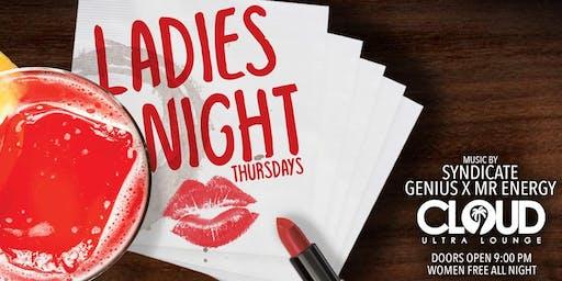 International Ladies Night | 08.01.19