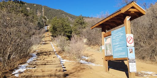 Hike the Manitou Incline!
