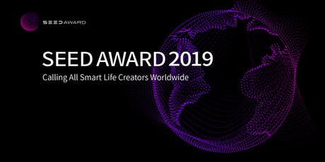 Seed Award - Founder Talks on Smart Life Innovations tickets