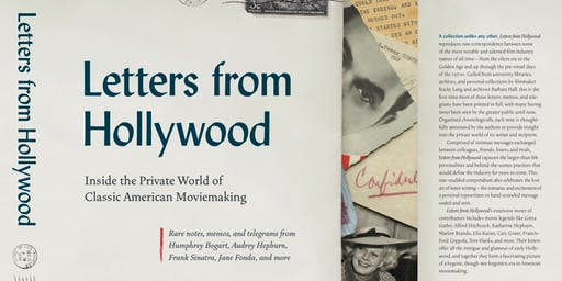 Letters From Hollywood with Rocky Lang and Barbara Hall
