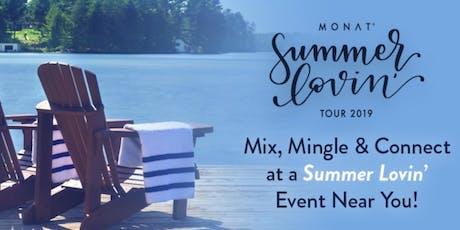 Meet Monat on the Lake tickets