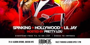 LATIN SATURDAYS AT AMADEUS NIGHTCLUB #BIGSPANISH...