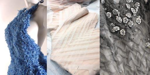 Creative Fabric Manipulation
