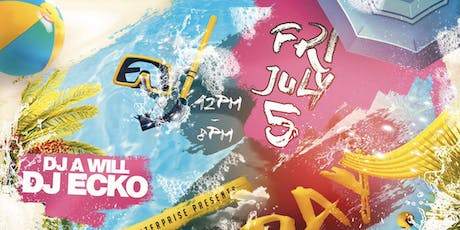 The Day After: Greek Pool Party tickets