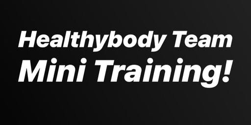 Long Island HealthyBody Team Mini Training