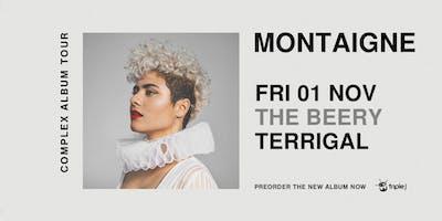 Montaigne - Complex Album Tour | The Beery