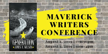 Maverick Writers Conference tickets
