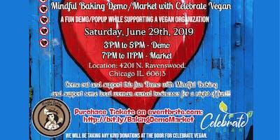 Baking Demo and Mini Market at Mindful Baking