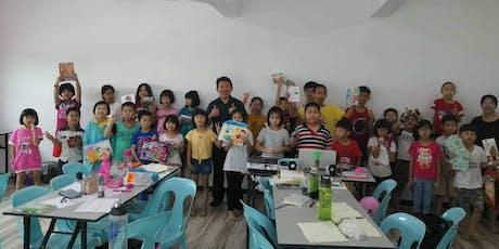 儿童理财课程-培养孩子的金钱观,价值观和人生观 tickets