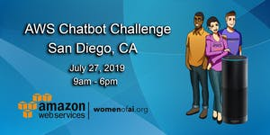 AWS Chatbot Challenge - San Diego, CA