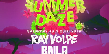 Summer Daze tickets