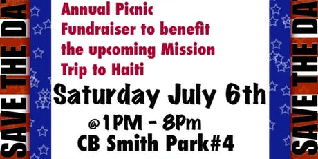 BFTO 4th of July Weekend 2nd Annual Picnic Fundraiser tickets