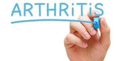 FREE Arthritis Seminar_ Make Your Daily Routine a Breeze