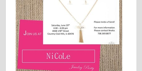 Nicole's Jewelry Party  tickets